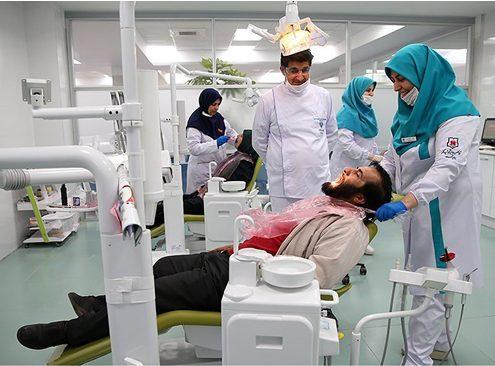 دندانپزشکی شهید شکری
