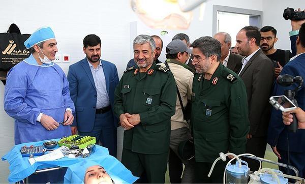 افتتاح دندانپزشکی شهید-شکری